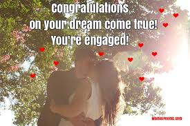 congratulate engagement 80 engagement wishes congratulations quotes messages images
