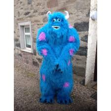 sully costume sully mascot costume character mascot hire hire sully mascot