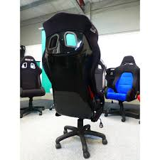 Racing Seat Desk Chair Mirco Rs2 Extreme Office Chair And Gaming Seat Gsm Sport Seats