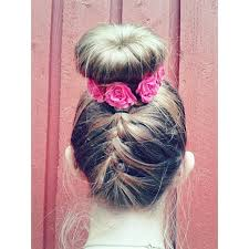 howtododoughnut plait in hair pictures on donut hairstyle bun cute hairstyles for girls