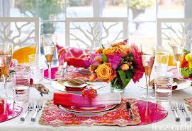 Christmas Day Table Decoration Ideas by Dinner Table Setting Ideas Slucasdesigns Com