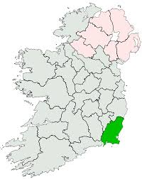 Where Was Jfk Shot Map History Of County Wexford Wikipedia