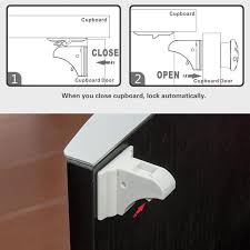 Baby Proof Cabinets Without Drilling by Child Proof Cabinet Locks Kiscords Baby Safety Cabinet Locks For