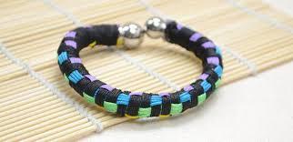 bangle bracelet beads images Multi color block friendship bangle bracelet design instructions jpg