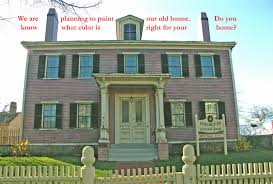 program period appropriate exterior paint colors for your old
