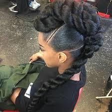 african american kids braided in mohawk mohawk braid hairstyles black braided mohawk hairstyles