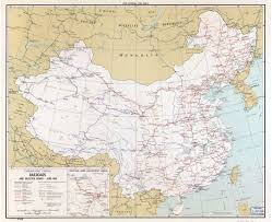 China Maps by Maps Of China Detailed Map Of China In English Tourist Map