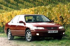 toyota camry uk toyota camry 1996 car review honest