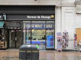 bureau de change trocadero the change on coventry bureaux de change in
