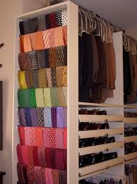 How To Customize A Closet For Improved Storage Capacity by Bedroom Organization Ideas Store Walls And Tie Rack
