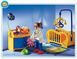 chambre bébé playmobil playmobil 3207 la maison moderne maman chambre de bébé