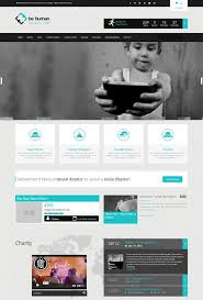 25 best charity and ngo wordpress themes web creative all