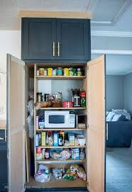 how to organize a small pantry hometalk