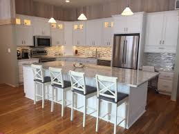 cabinets in bright white galleries u0026 projects the kitchen place