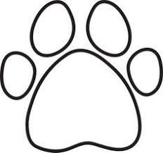 dog paw christmas clipart free free dog paw christmas clipart free