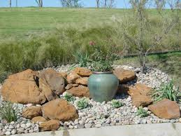small landscape small front yard rock landscaping garden and patio
