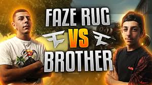 Brother Vs Brother 1v1 Vs My Brother Sniper Vs Assault Rifle Youtube