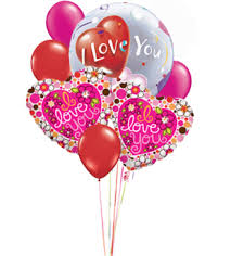 balloon delivery st louis schnucks florist and gifts i you balloon bqt louis mo