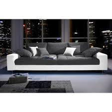 revetement canapé canapé droit xl en tissu et revêtement synthétique qualité luxe