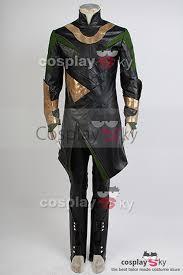 Thor Halloween Costumes Amazon Cosplaysky Thor Dark Loki Costume Halloween