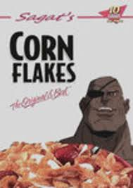 Corn Flakes Meme - sagat likes cornflakes image gallery know your meme