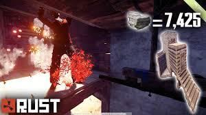 best solo shotgun trap base build how to rust base building