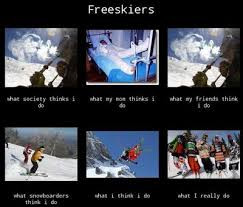 Snowboarding Memes - create your best skiing memes page 7