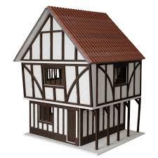 the stockwell tudor style dolls house kit dolls house kits 12th