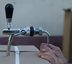 Flow Control Beer Faucet High Quality Beer Tap Faucets For Beer Cooler Use