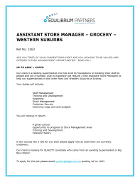 Assistant Manager Resume Sample by Convenience Store Manager Resume Free Resume Example And Writing
