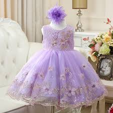 2017 baby clothing girls dress princess party infant