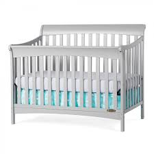 Gray Convertible Cribs by Coventry 4 In 1 Convertible Crib Child Craft
