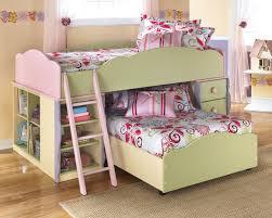 bedroom black leather ashley furniture trundle bed for teens