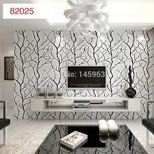 Wallpaper Livingroom by American Retro Wallpaper Pattern Bookcase Bookshelf Stereo England