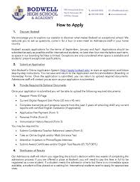 high school applications online bodwell high school application package 2015 2016