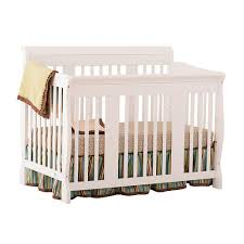 Storkcraft Tuscany Convertible Crib Storkcraft Tuscany 4 In 1 Convertible Crib In White Free Shipping