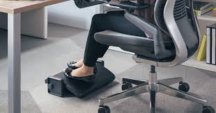 foot elevation under desk top 5 reasons why you need a footrest human solution