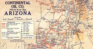 Road Map Arizona by Map Collections You Never Knew Existed