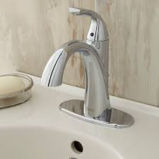 Bathroom Faucets Pictures Fluent Single Control Bathroom Faucet American Standard