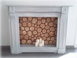 how to set up a found fireplace the creative studio