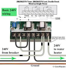 Ge 7 Day 8 Outlet by How To Wire Ge 15136 Timer