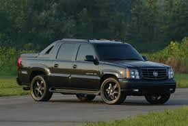 cadillac escalade ext 2004 2003 cadillac escalade ext pictures history value research