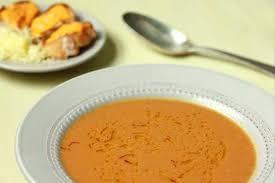 le marmiton recettes de cuisine soupe de poisson le marmiton recette a la crame aillace safranace