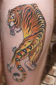 japanese tiger tattoos the best design tattoos