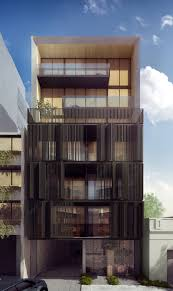 SJB Projects Tapestry Apartments Architectural Façade - Apartment facade design