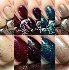 the polished hippy polish u0027m fall 2016 collection swatches and