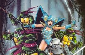 teenage mutant ninja turtles book iv kevin eastman peter