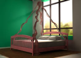 how to make canopy bed 3 ways to make a bed canopy wikihow