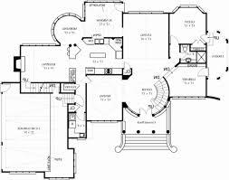 big floor plans modern home floor plans lovely big house open plan 3d unique homes