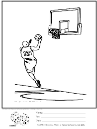 nba players coloring pages olympic coloring page basketball layup coloring pages
